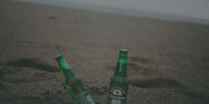 Heineken apuesta por el color verde para transmitir fuerza, salud y armonía.